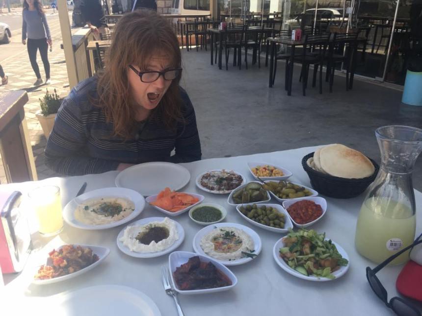 druze lunch