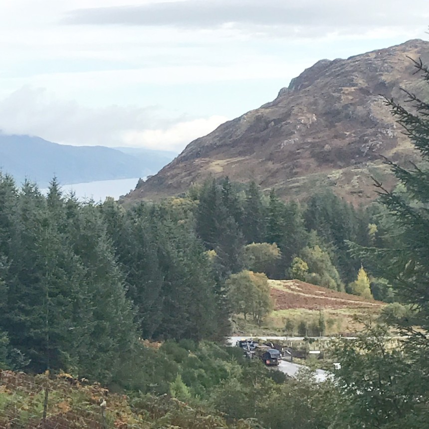 Loch Ness view 4